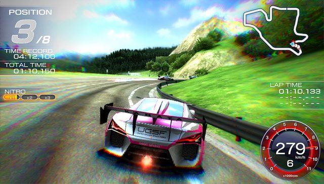 Namco Bandai Estreia na PS Store BR com Ridge Racer para PS Vita na Próxima Terça