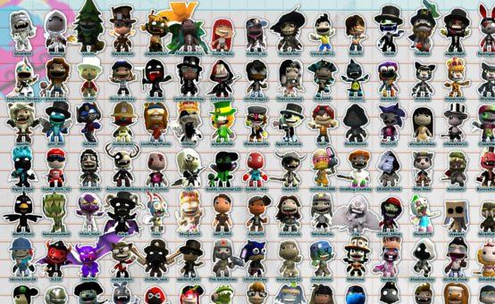 Sack-Novidades: Atualização de LittleBigPlanet 2