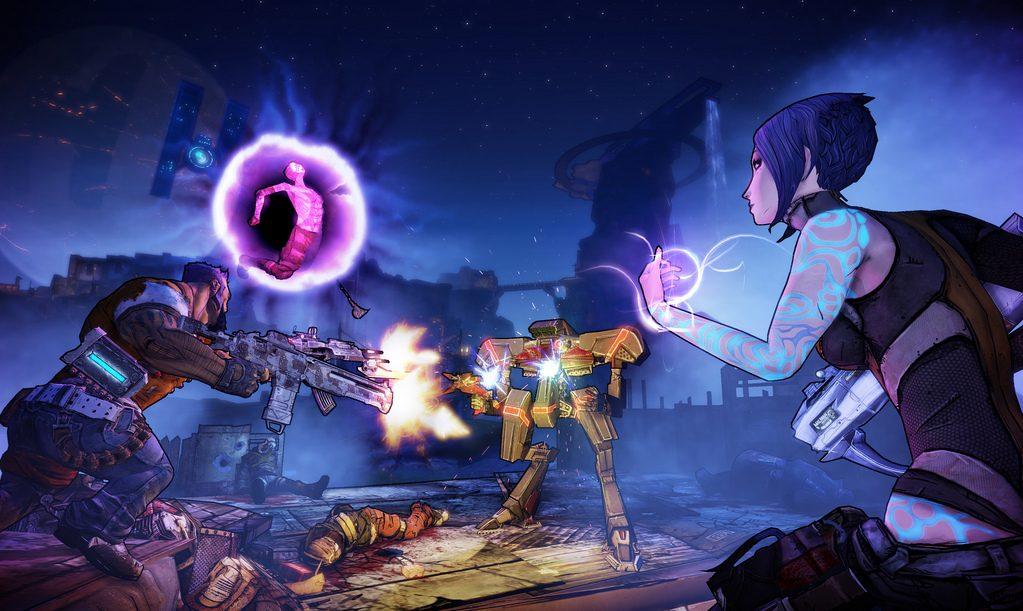 Borderlands 2 para PS3: De Volta ao Planeta Pandora