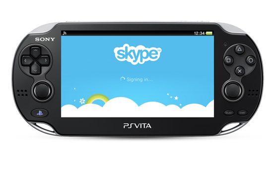 Skype para PS Vita Chega Hoje à PlayStation Store BR