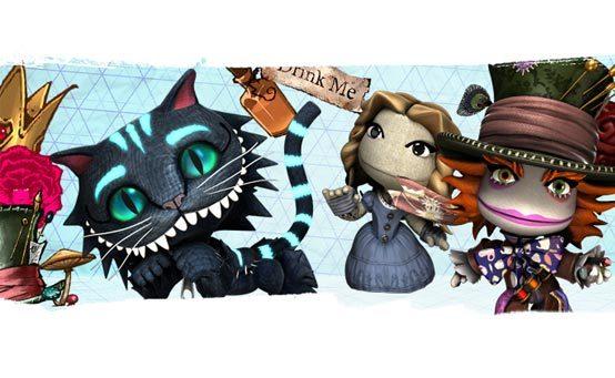 LittleBigPlanet: Sack-Novidades!