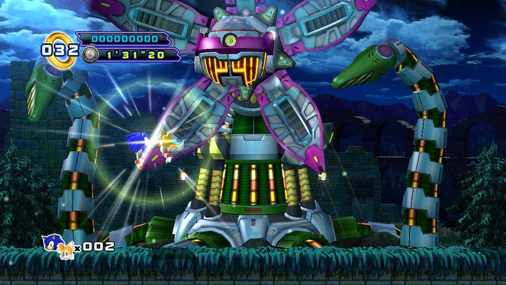 Conheça a Jogabilidade Colaborativa de Sonic 4 Episode II