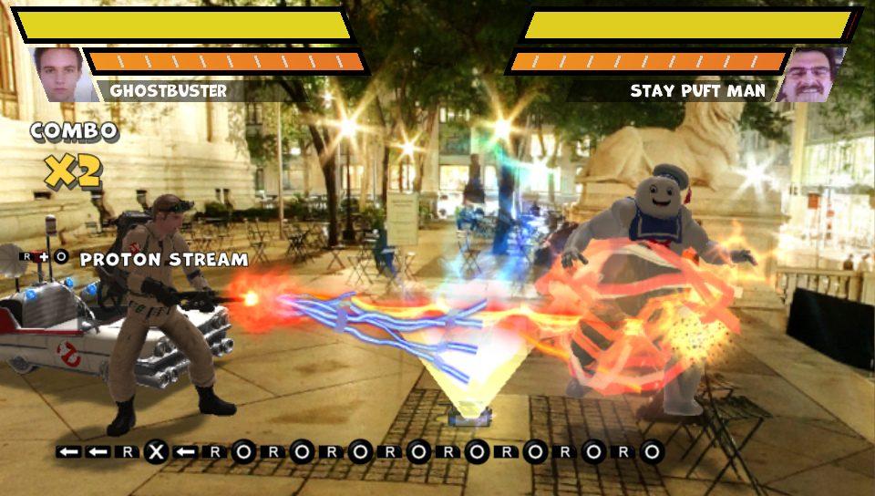 DLCs a Caminho de Reality Fighters para PS Vita – Novas Armas, Caça-Fantasmas e Mais