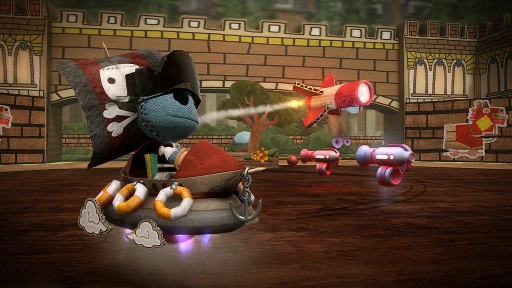 LittleBigPlanet Karting Esquenta os Motores para a E3 2012