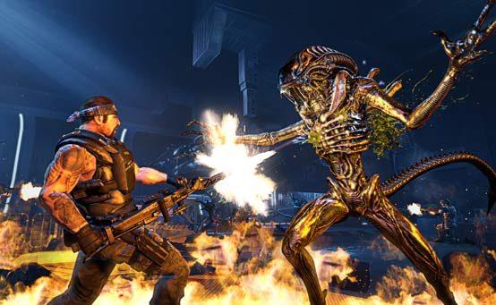 Entrevista de Aliens: Colonial Marines – Tudo Sobre o Multiplayer