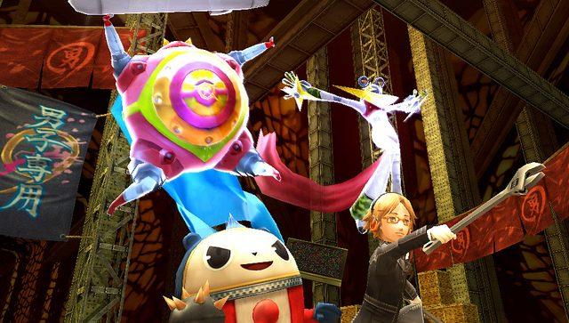 Persona 4 Golden Chega ao PS Vita no Próximo Semestre
