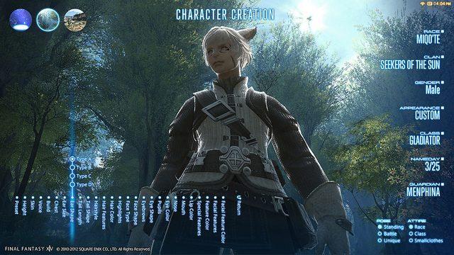 Entrevista de Final Fantasy XIV para PS3