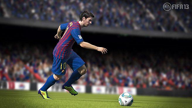 Entrevista de FIFA 13 para PS3