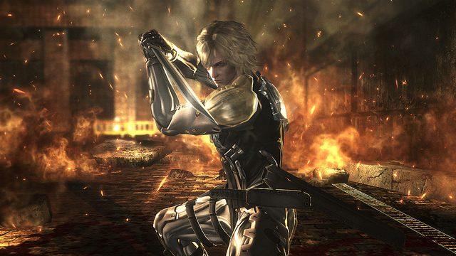 Um Corte Rápido com Metal Gear Rising: Revengeance