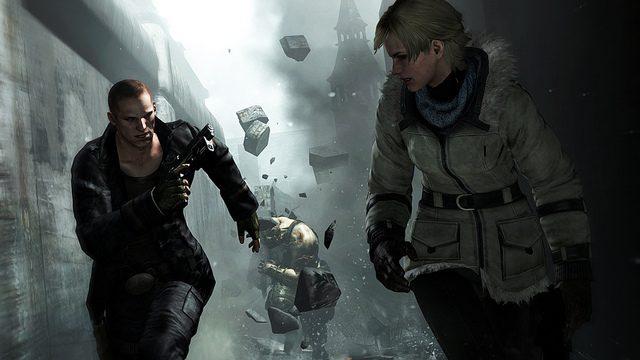 Entrevista de Resident Evil 6: Conheça o Sistema Crossover