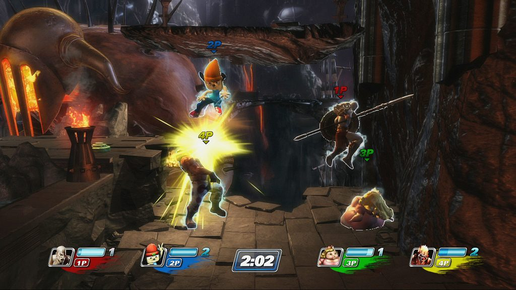 Veja PlayStation All-Stars Battle Royale ao Vivo no EVO 2012
