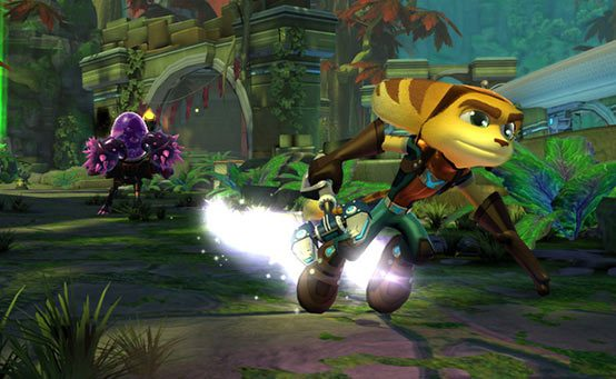 Ratchet & Clank: Full Frontal Assault e um Pouco de Tower Defense