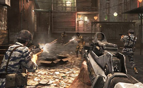 Testamos: Call of Duty Black Ops: Declassified para PS Vita