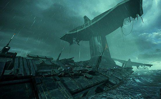 Mass Effect 3: Leviathan Chega Hoje à PlayStation Store