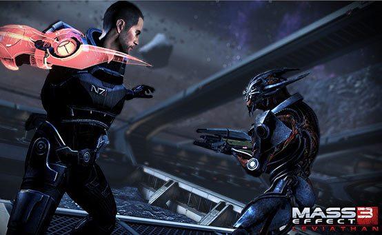 Novo DLC Leviathan Expande a Mitologia Reaper de Mass Effect 3