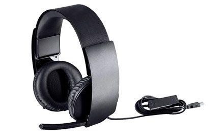 Headset Oficial para PlayStation 3 Chega Ao Brasil em Novembro