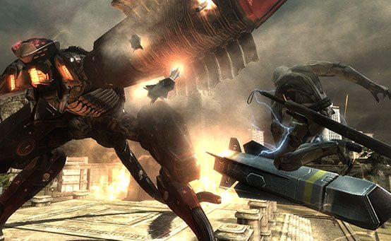 O Corte Certeiro de Metal Gear Rising: Revengeance
