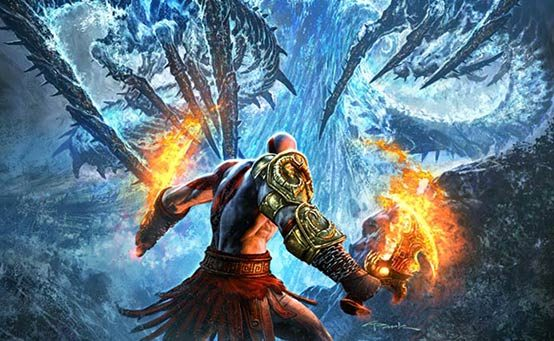 Os Cinco Momentos Mais Épicos de God of War: Terceira Posição – A Morte Brutal de Poseidon