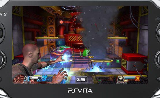 PlayStation All-Stars para PS Vita: Leve as Lutas no seu Bolso