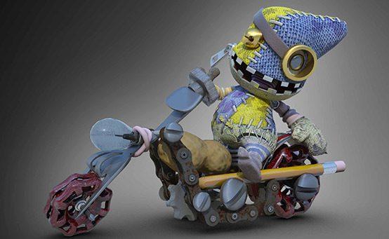 Conheça os Inimigos do Sackboy em LittleBigPlanet Karting: A Horda