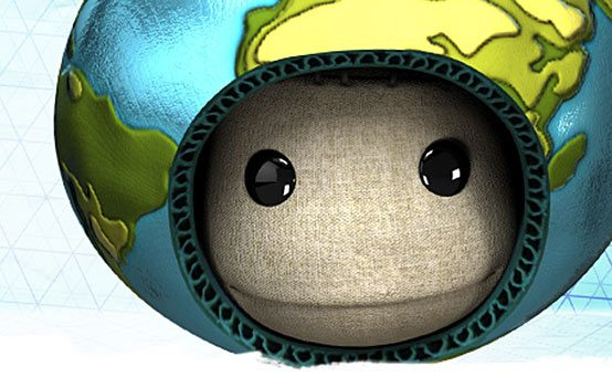 Sack-Novidades: LittleBigPlanet PS Vita Está Pronto!
