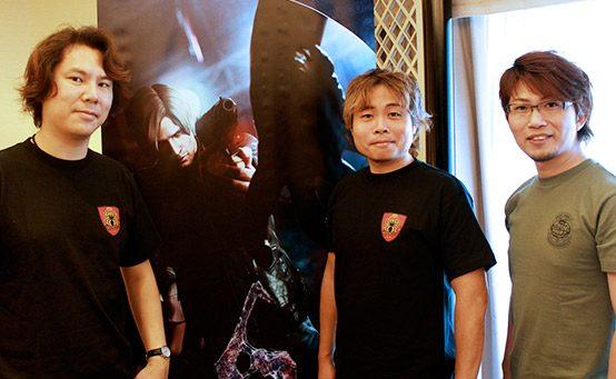Entrevista de Resident Evil 6 para PlayStation 3