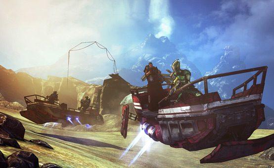 Borderlands 2 Recebe Seu Primeiro DLC Nesta Terça