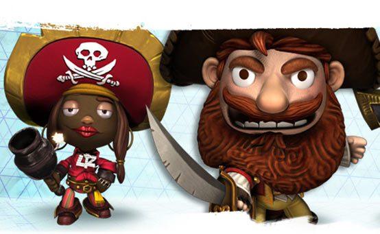 Sack-Novidades: Arrrr! Os Piratas Chegaram!