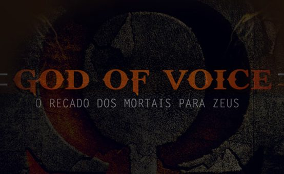 Imortalize Sua Voz em God of War: Ascension
