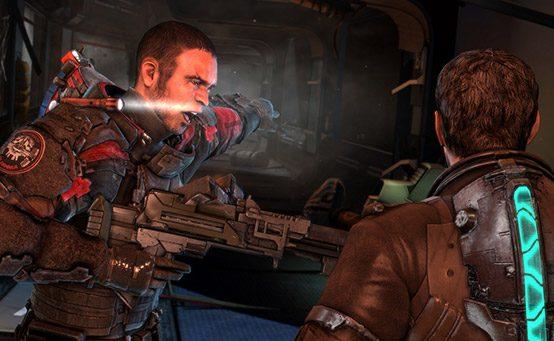 Entrevista de Dead Space 3: A Reformulação do Multiplayer