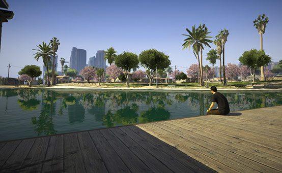 Grand Theft Auto V: Trailer Oficial #2