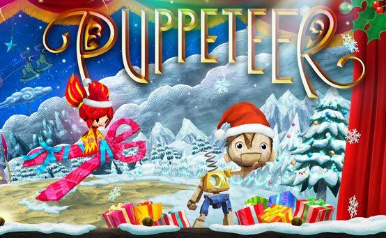 A Equipe de Puppeteer Deseja Boas Festas a Todos