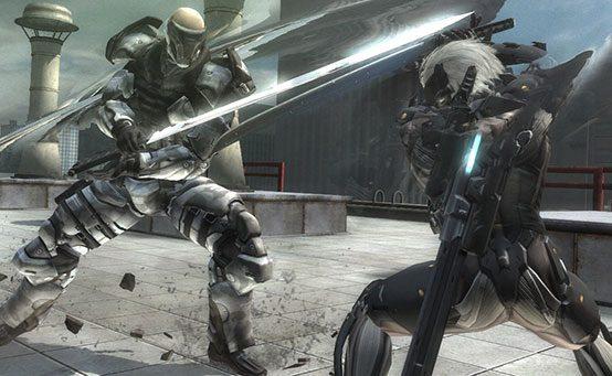 Mais Uma Fatia de Metal Gear Rising: Revengeance