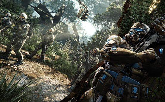 Beta de Crysis 3 Estará Disponível Amanhã Na PS Store BR