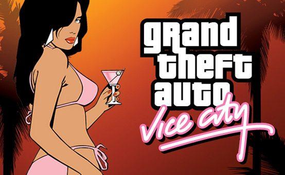 Grand Theft Auto: Vice City Chega à PS Store BR
