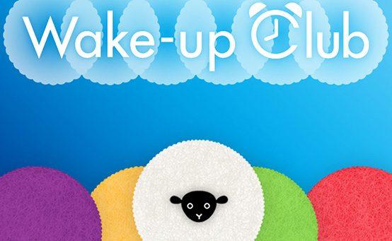 Comece a Manhã com Wake-up Club para PS Vita