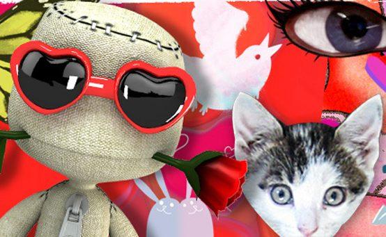 Sack-Novidades: É Dia de São Valentim em LittleBigPlanet
