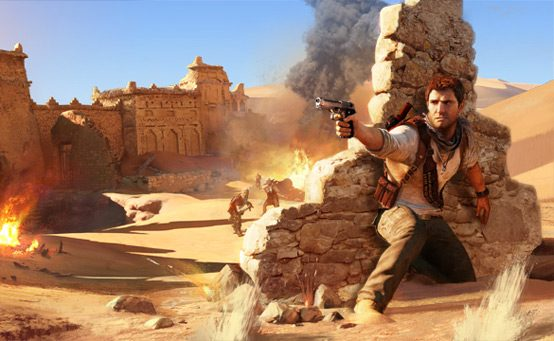 Naughty Dog Fala Sobre o Multiplayer Gratuito de UNCHARTED 3