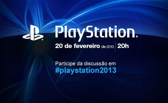 Assista ao PlayStation Meeting 2013 ao Vivo a Partir das 20h