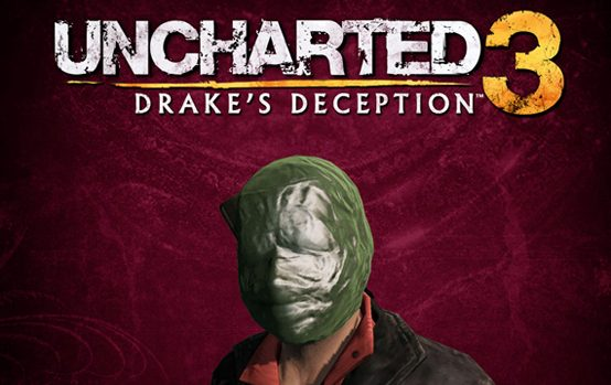 DLC Oddball para UNCHARTED 3 Chega Hoje à PlayStation Store