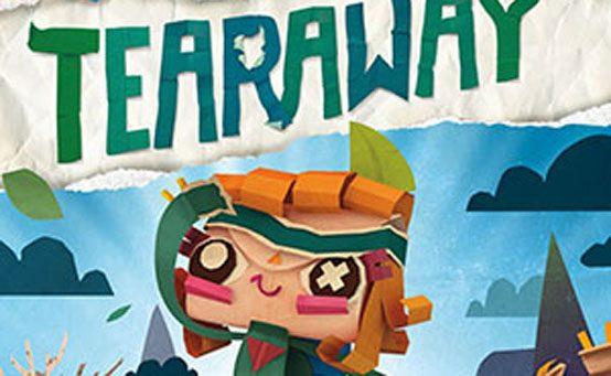Tearaway Chega ao PS Vita em Outubro