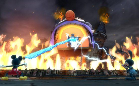 Epic Mickey 2 Chega ao PS Vita em Junho com Novos Recursos