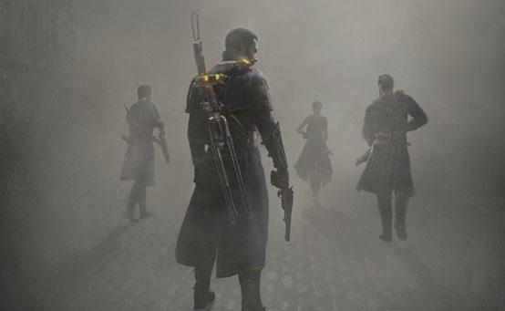 Cavaleiros de The Order: 1886 na BGS 2014!