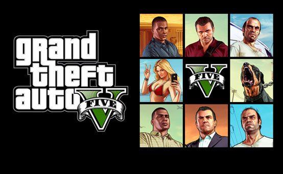 Avatares de Grand Theft Auto V Já Disponíveis na PSN