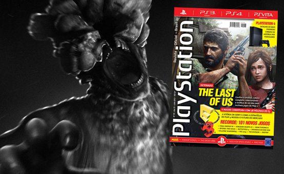PlayStation: Revista Oficial #178 – The Last of Us e Cobertura da E3 2013