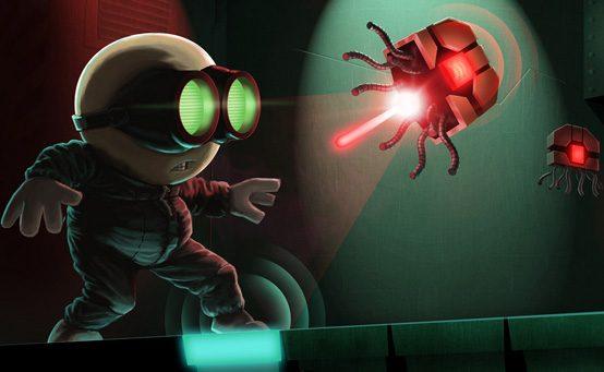 Stealth Inc: A Clone in the Dark Chega Hoje para PS3 e PS Vita