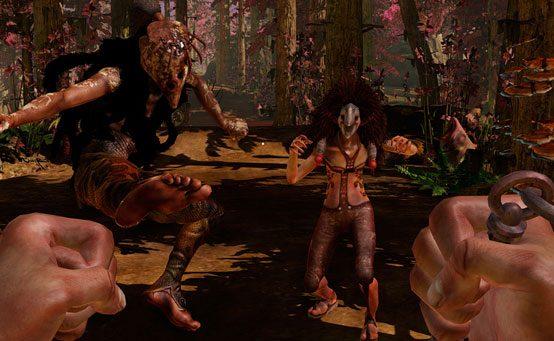 Zeno Clash II Chega Hoje para PS3, Conheça o Mundo Selvagem de Zenozoik
