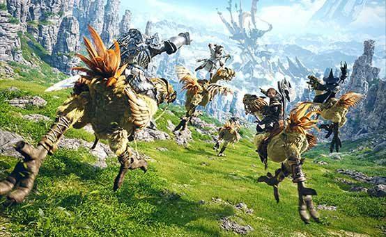 Passado, Presente e Futuro de Final Fantasy XIV: A Realm Reborn