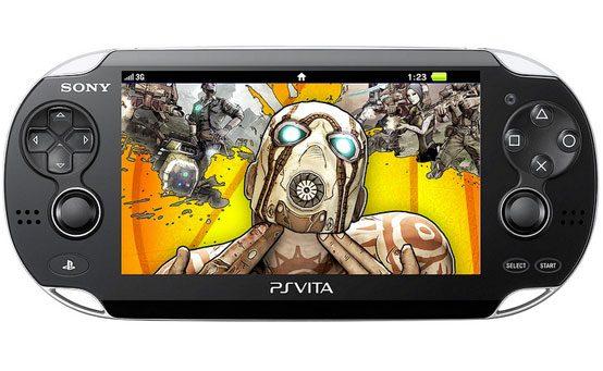 Gamescom 2013: Borderlands 2 a Caminho do PlayStation Vita