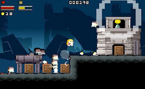 Gamescom 2013: Gunslugs Chega em Breve ao PS Vita